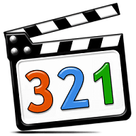321 Media Player Classic Screenshot PNG