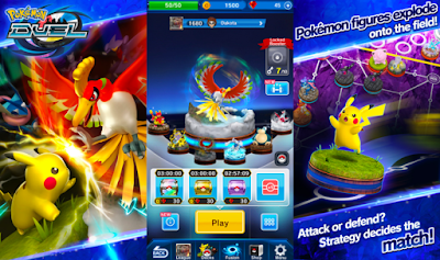 Pokémon Duel v 3.0.0 Mod Apk (Win all the tackles & More)