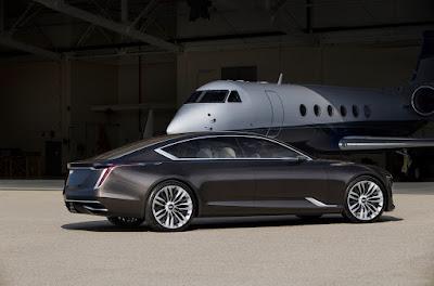 Cadillac Escala 2018 concept Reviews, Specs