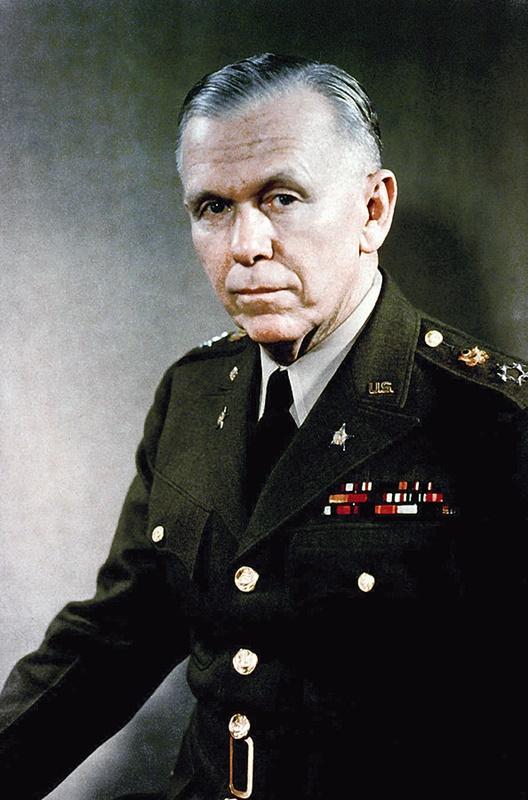 Fayette/Westmoreland Forgotten History: George C  Marshall