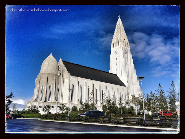 churches of Reykjavik, Hallgrims Church Iceland, Iceland