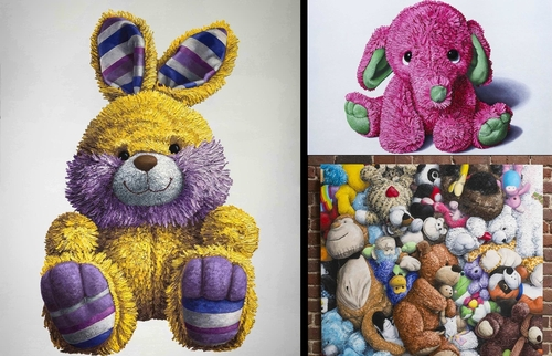 00-Brent-Estabrook-Realistic-Paintings-of-Stuffed-Animals-www-designstack-co