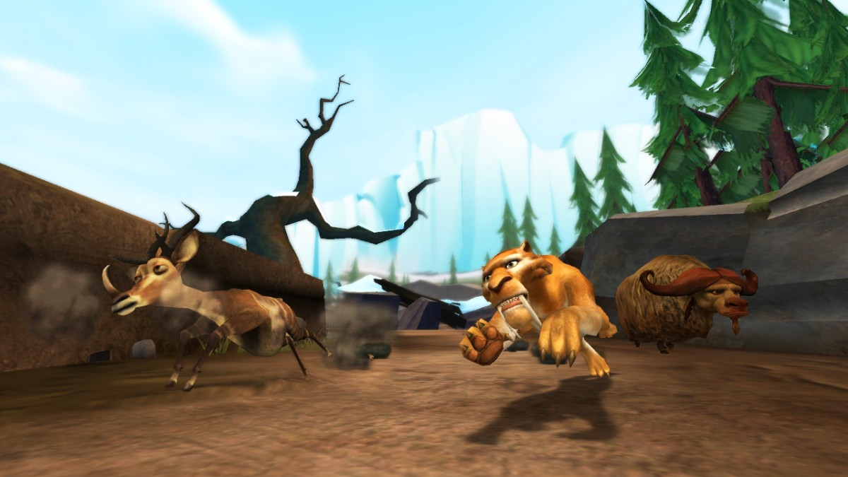 Ice age adventures 1. 2. 0 apk free android 3d hd game – pelfusion. Com.