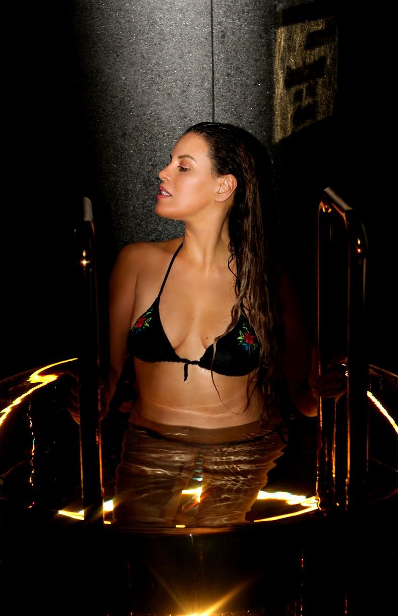 Tamara Chloé, Hunkemöller Swimwear, Away Spa, W Hotel, Amsterdam