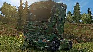 Army Scania GTM