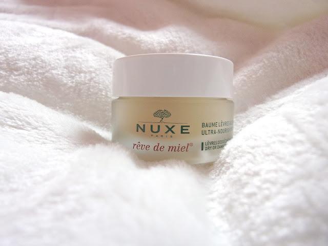 Nuxe lip cream