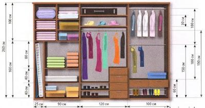 modern dressing room planning