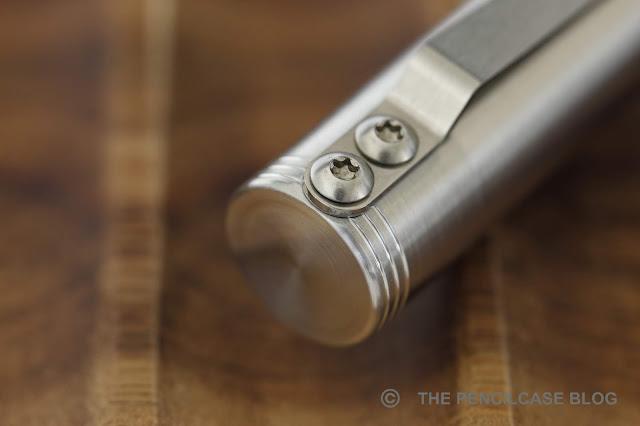 Pen review: The Schon DSGN Clip pen