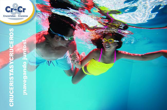 ►  Norwegian Cruise Line comenzará a contratar socorristas titulados para todas las piscinas familiares de la flota