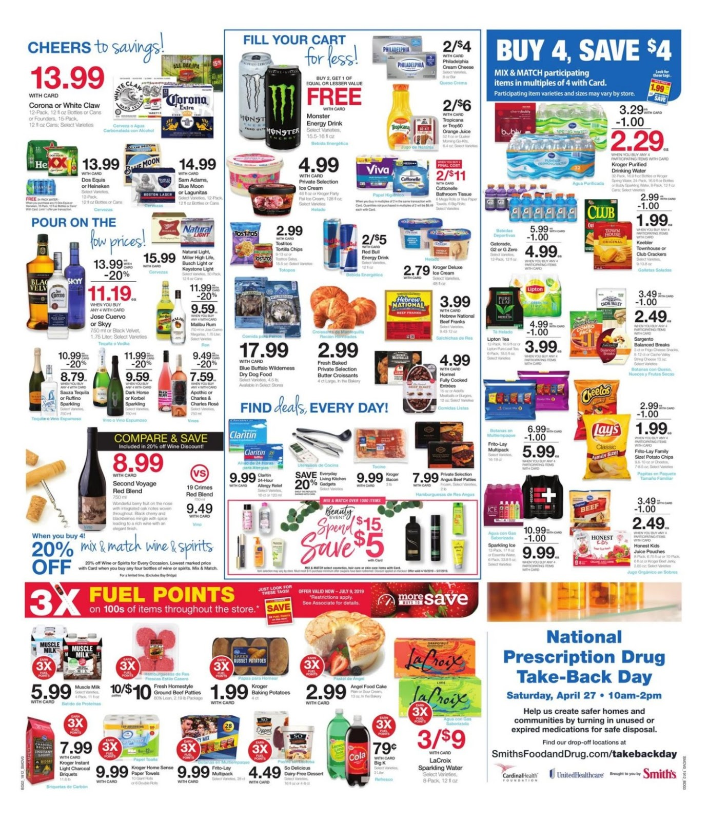 Smith S Weekly Ad April 24 30 2019