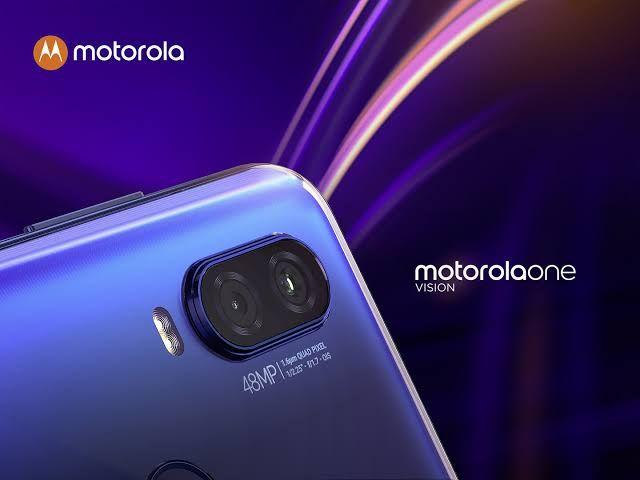 One vision الهاتف الجديد لشركة motorola بمواصفات خيالية