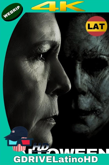 Halloween (2018) WEBRip 4K Latino-Ingles MKV