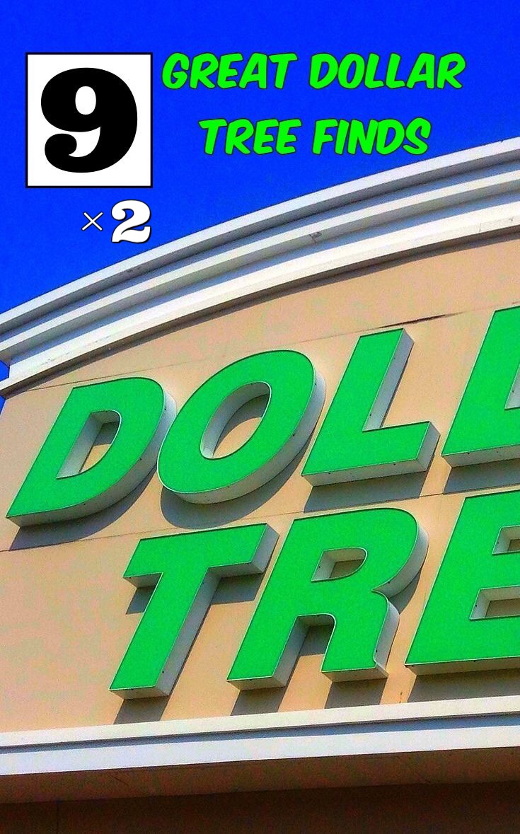 Living on Cloud Nine: 9 GREAT DOLLAR TREE FINDS #2