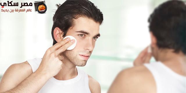 بشرة زوجك ولماذا لا توجهى بعض الاهتمام بها  Skin your husband