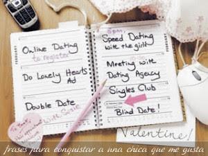 frases para conquistar a una chica que me gusta