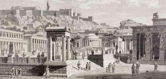 Atenas e historia antigua