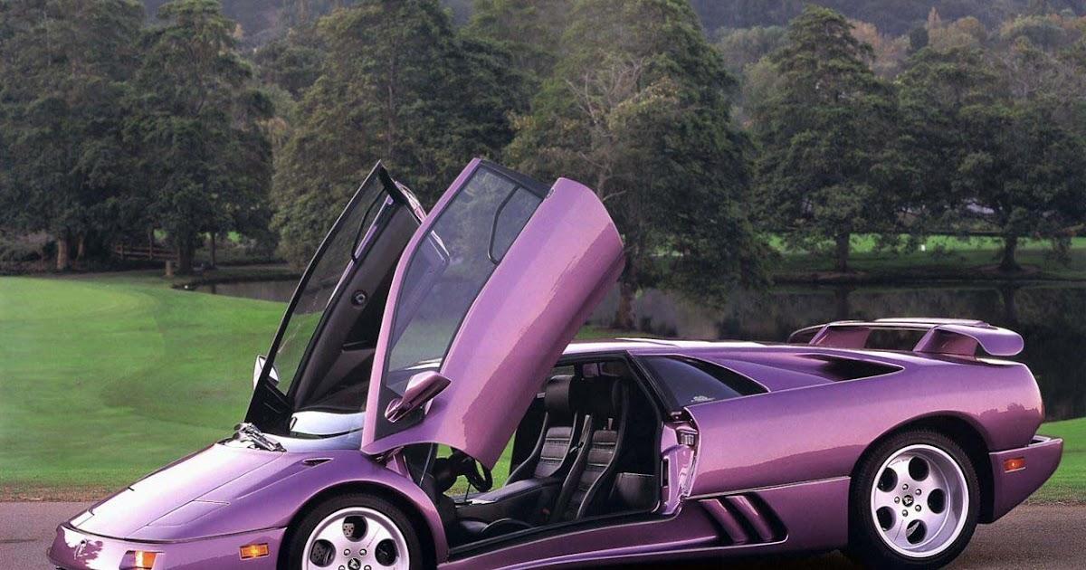 Automobile Trendz 1994 Lamborghini Diablo Se30 Jota