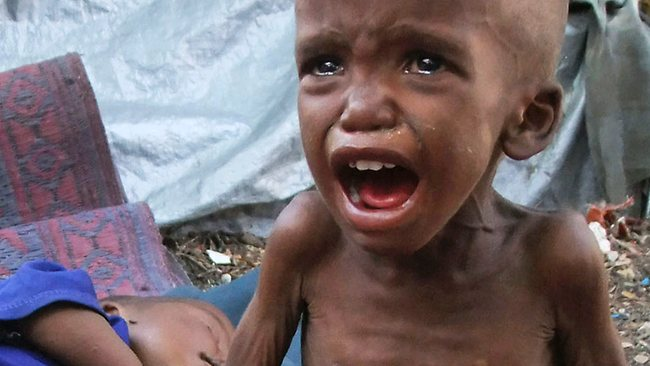 Somalia conflict and famine: the causes are bad governance, not climate change