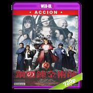 Fullmetal Alchemist (2017) WEB-DL 720p Audio Dual Latino-Japones