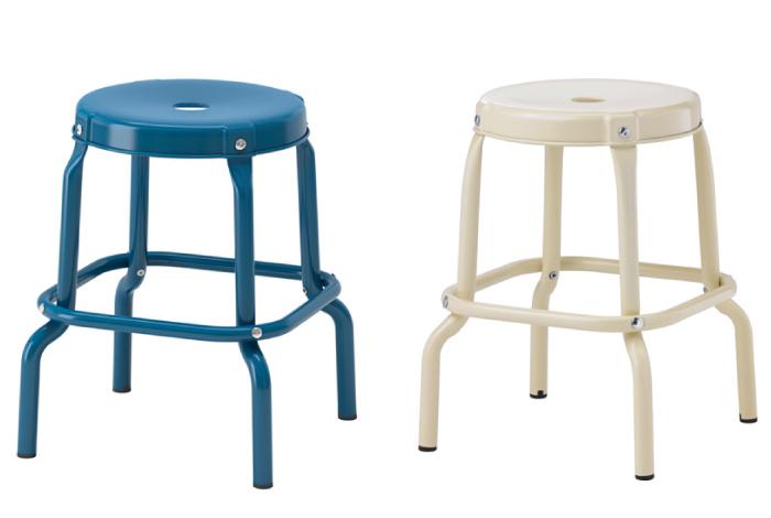 Sgabelli in tutti i colori, forme e materiali  Blog di arredamento e interni - Dettagli Home Decor