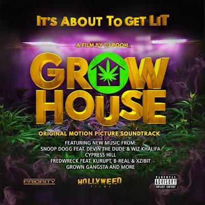 Grow House Soundtrack