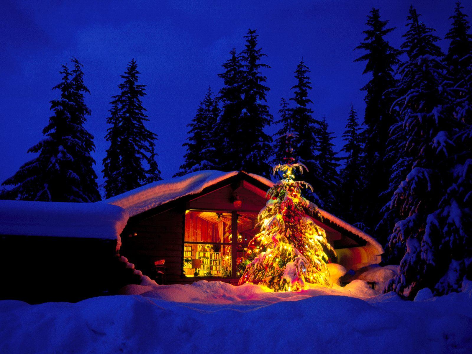 100 Holiday Scenes Wallpaper Hd Wallpapers: Christmas Wallpaper