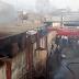 कानपुर - पनकी इंडस्ट्रियल एरिया में फैक्ट्री में लगी आग, लाखों का हुआ नुकसान