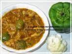 Capsicum CauliflowerGravy