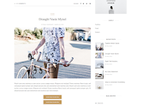 Best Clean Blogger Template
