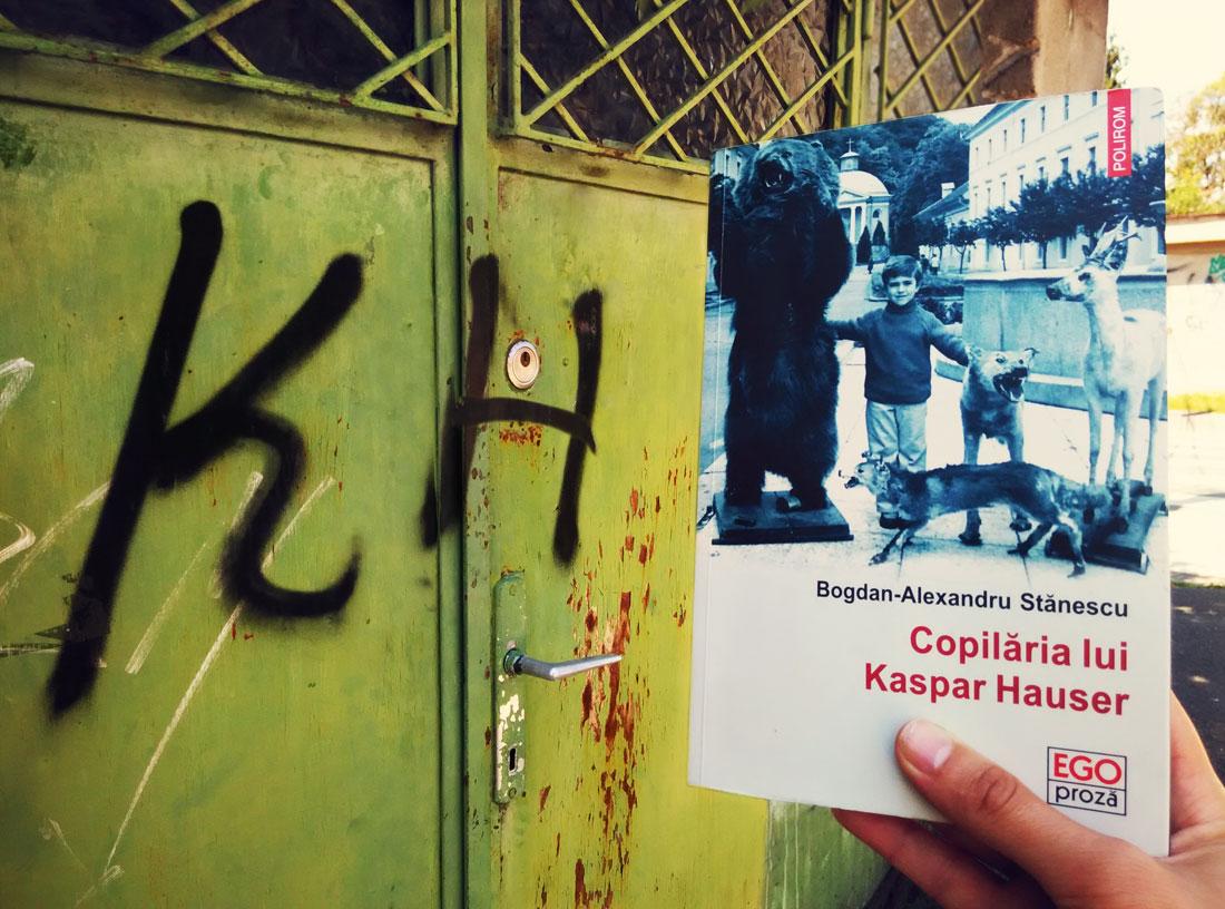 Copilăria lui Kaspar Hauser, 12 povestiri de Bogdan-Alexandru Stănescu