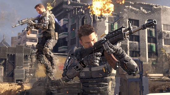 Call of Duty: Black Ops III PC Game play