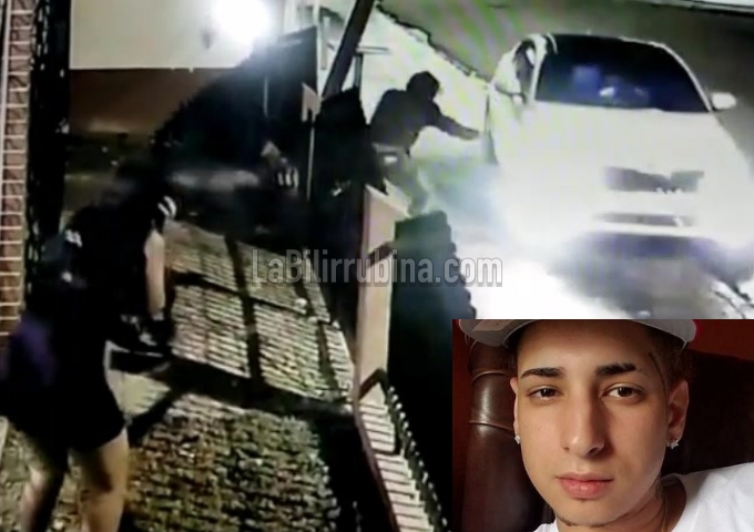 Video: Así asesinaron a Jeffrey Tavárez