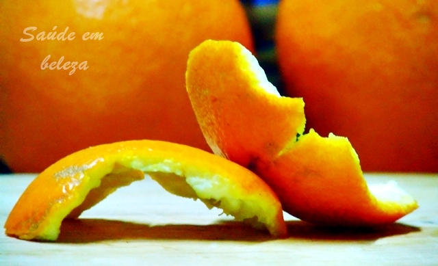 Utilidades da casca de laranja