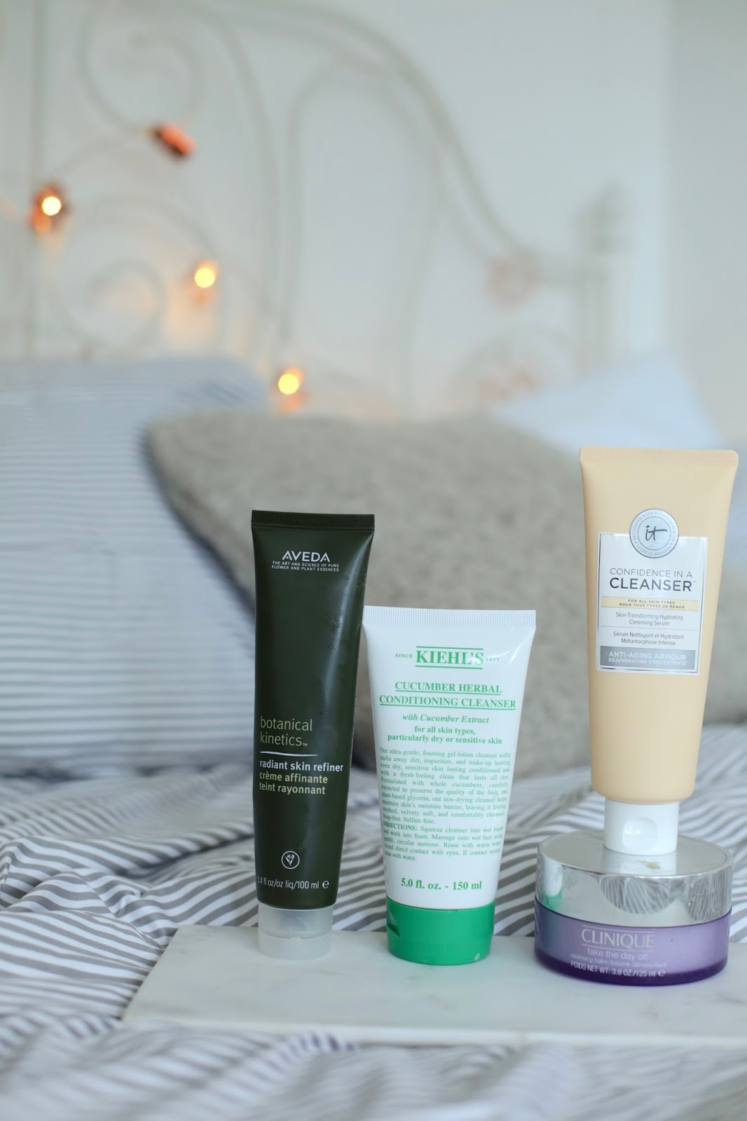 the best cleansers for winter