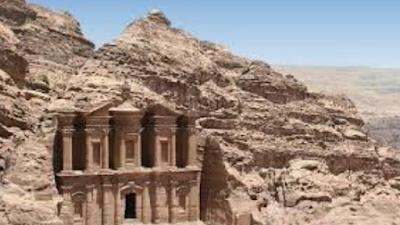 Sitio arqueológico no Monte Seir - Genesis 36