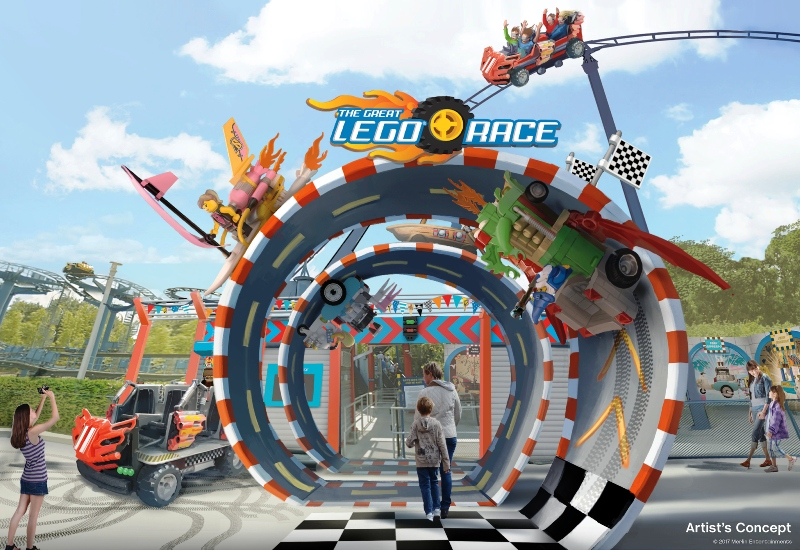 legoland malaysia resort launches virtual reality roller coaster