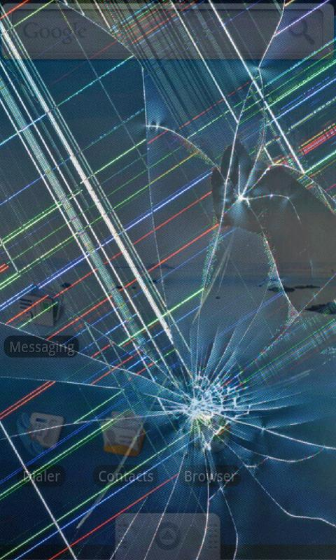 broken monitor prank screen - photo #36