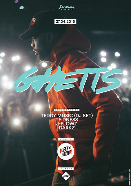 Ghetts - Sanctuary LDN