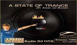 Listen trance with Armin Van Buuren