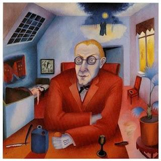 Artist Heinrich Maria Davringhausen
