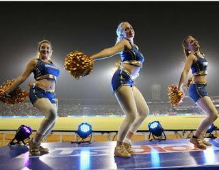 IPL 10 Cheeleaders