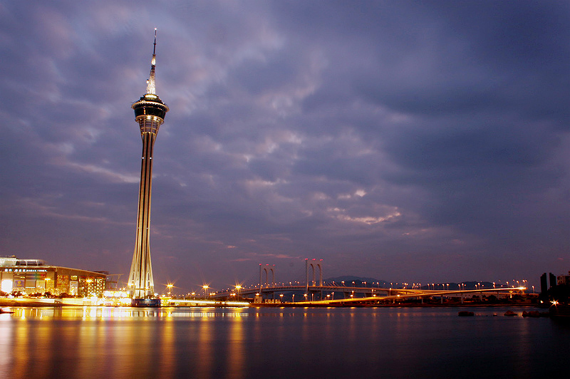 tours travels macau tower - photo #18