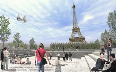 Arquitectos Badajoz - París architecture