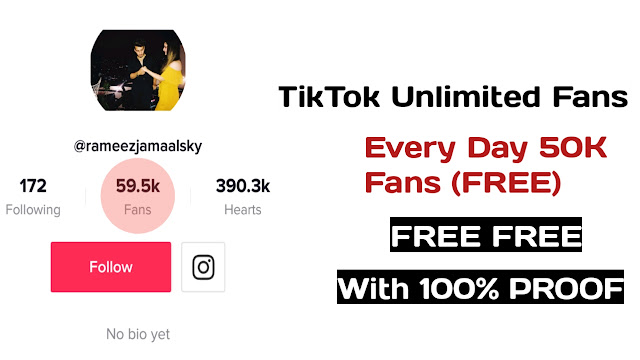 How To Increase Tik Tok Musically Followers - Free Musically Followers - Up to 20k Tik Tok Followers FREE Every Day