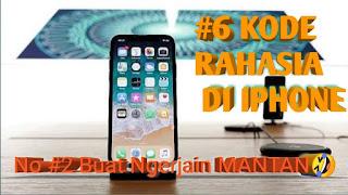 Perusahaan ternama Apple memproduksi smartphone yang mereka namai Iphone Kode Rahasia Iphone Terlengkap, Iphone User Wajib Tahu