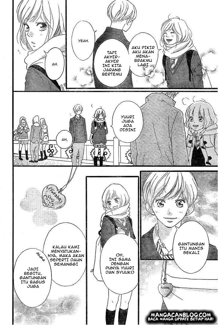 Ao Haru Ride Chapter 38-16