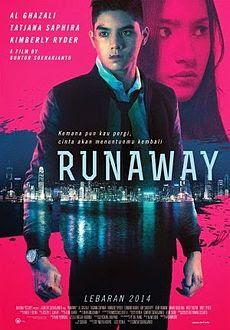 Poster Film Runaway
