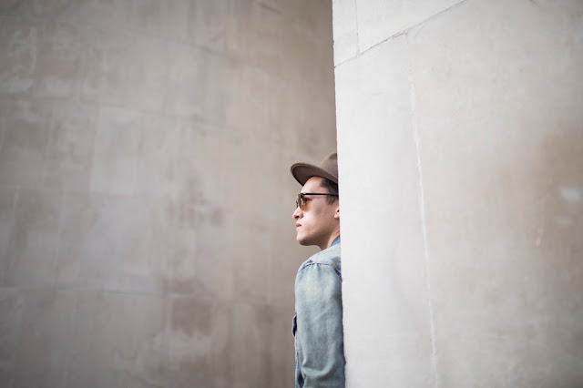 levis denim jacket, jordan bunker uk fashion blogger