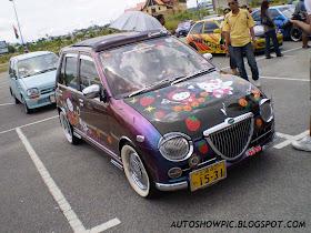 Autoshow Pic Kancil Convert Daihatsu Opti Classic
