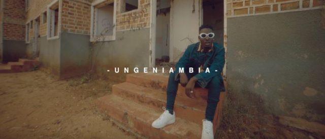 Baraka Da & The Prince Ft. Hakeem Bamuyu – Ungeniambia Video